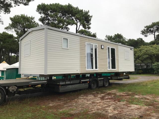 Caraïbes Louisiane 2020 transporté par Locat-landes