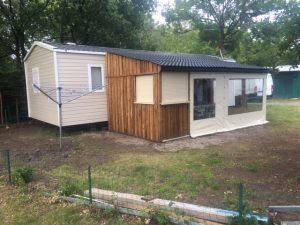 aménagement de terrasse sur mesure