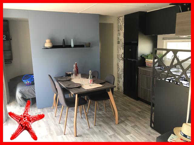 cuisine gamme OTELLO mobil home RIDEAU – Locat-Landes